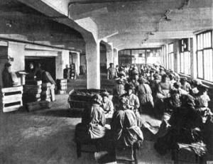 Erste Waldorfschule 1913