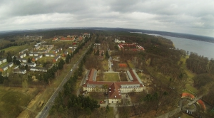 Unser Schulgelände (im Hintergrund das GKH Havelhöhe) (c) dieausloeser.net
